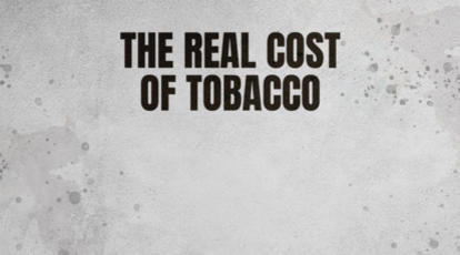 The real cost of tobacco